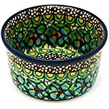 Polish Pottery Ramekin - Unikat Signature - U151