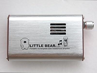 Little Bear Portable Rechargeable Vacuum Tube Headphone Amplifier HiFi for phone