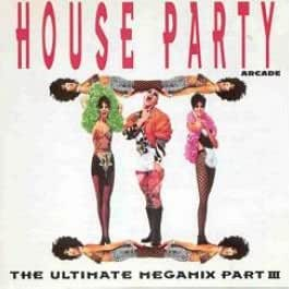 House party 03 the ultimate megamix 1992 various for 1992 house music