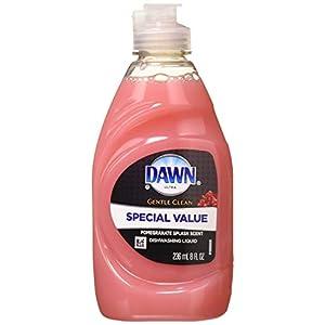 Best Epic Trends 41MxzrkUwsL._SS300_ Dawn Hand Renewal Dishwashing Liquid, Pomegranate Splash, Set of 2-8 oz Bottles