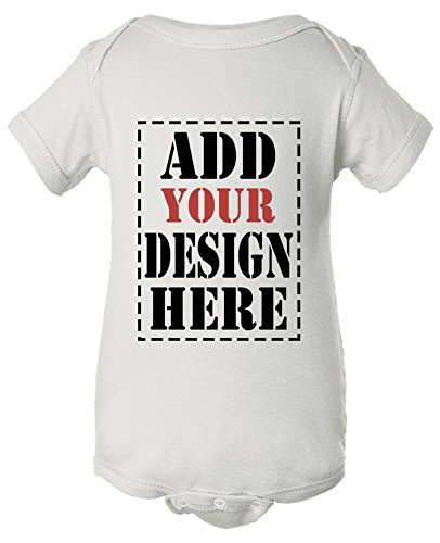 Design Your OWN Onesie - Custom Baby Onesies - Personalized Newborn Outfits