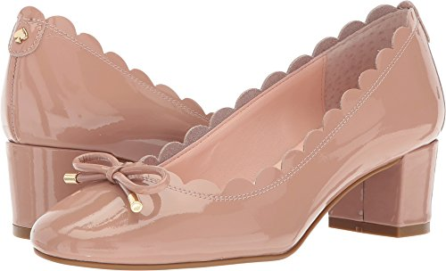 Kate Spade New York Women's Yasmin Fawn Patent 8 M (Kate Spade Patent Leather Shoes)