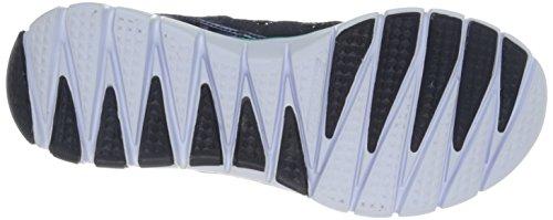 Skechers Skech-Flex - Ultimate Reality - zapatillas de sintético mujer azul - Blue (Navy/Multi)