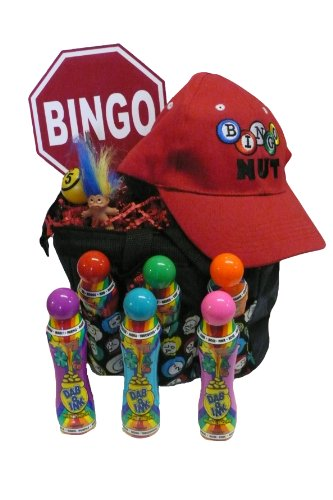BINGO GIFT BASKET #3