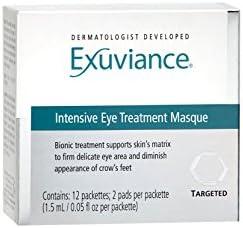 exuviance eye treatment masque