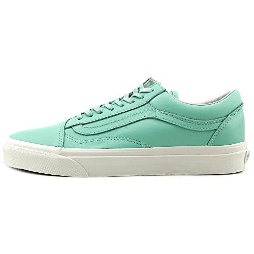 Vans High Skool De Blanc Canvas Green Shoe Ice Blanc Old Skateboarding Ankle r5Iwgrvq