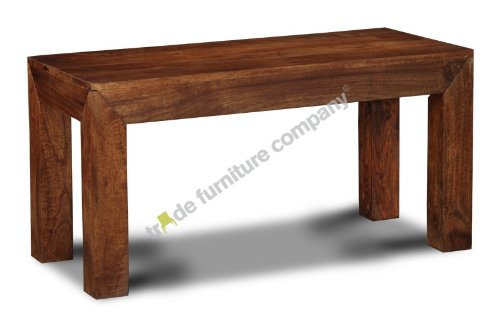Dakota Mango Furniture Small Bench - Dining Room Furniture 61N