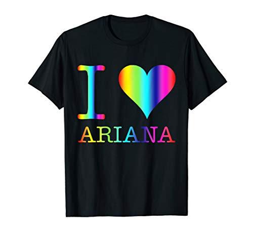 Ariana T-Shirt]()