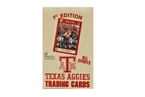 Aggies Atm - First Edition - ATM - Texas Aggies Trading Cards