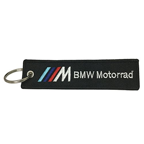 1pcs Tag Keychain For BMW Motorrad Car Keychain Accessories Sporty Gifts
