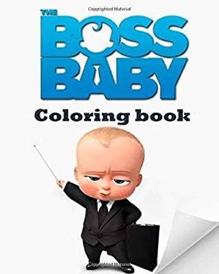 The Boss Baby Connect The Dots | Baby coloring pages, Boss baby ... | 400x320