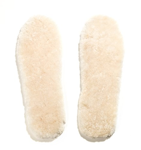 Wool insole design for women warmth and comfort for all shoes ( size - Australia Ski Sky