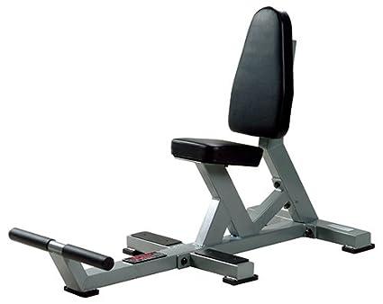 York Barbell multiusos utilidad banco de pesas – banco de comercial sentado vertical de peso Room