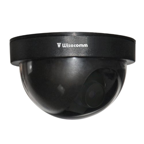 Wisecomm DU513 Dome Simulated Security Camera - Small ()