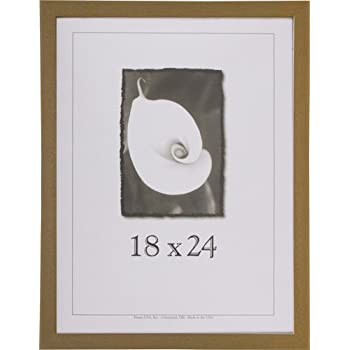 Amazon Com 18x24 Wood Picture Frame American Maple
