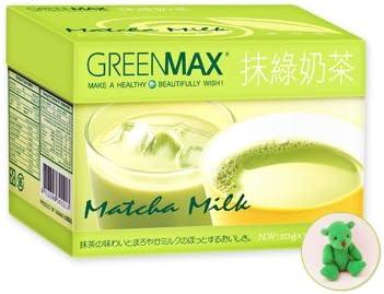 Matcha té verde con leche Bonus Pack (té de la leche en polvo ...