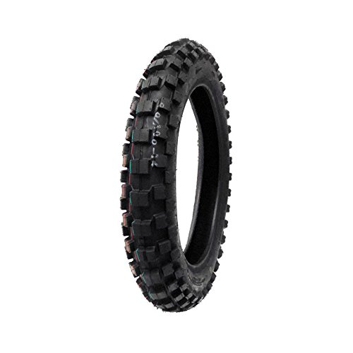 TIRE SET: Front 70/100-17 Rear 90/100-14 Dirt Bike Off Road by MMG (Image #3)