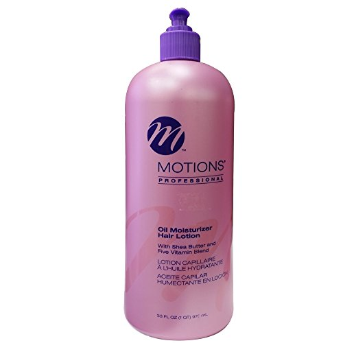 Hair Lotion Motions (Motions 33 oz Oil Moisturizer Hair Lotion)