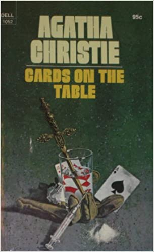 50a5da40912f9 Ebooks gratuits télécharger ipad Cards on the table   . Agatha ...
