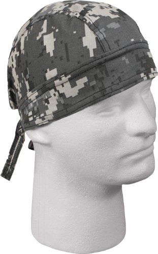 5086 Rothco Subdued Urban Digital Camo Headwrap 613902050860 rco-5086