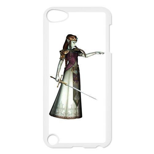 CTSLR -Vedio Game The Legend of Zelda- ipod Touch 5 5th Generation Hard Designer Case 18 (Ipod 5th Generations Frozen Cases)