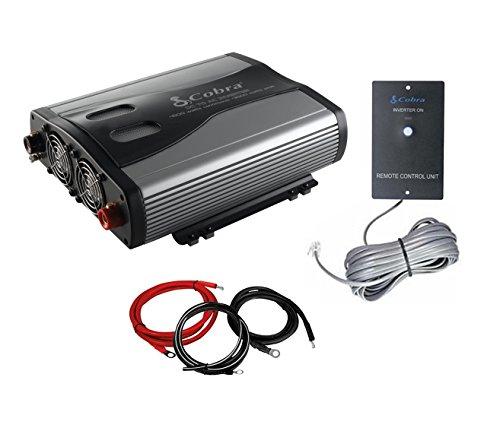 Cobra CPI1575 Outlets Inverter Remote