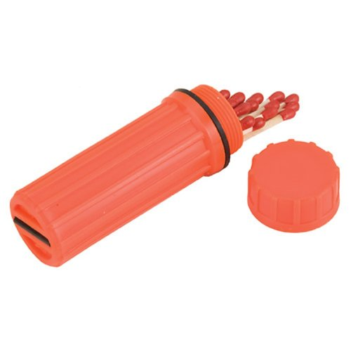 Coleman Plastic Match Holder (Coleman Waterproof Matches compare prices)