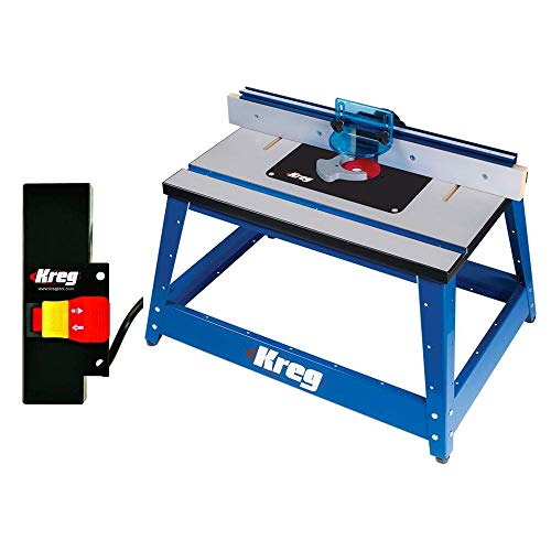 Kreg Benchtop Router Table with Switch