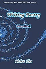Writing Poetry - Simplified Paperback