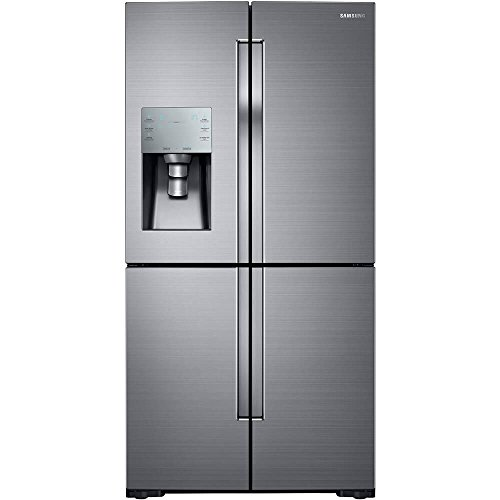 Samsung Stainless Steel 4-Door Flex Refrigerator (4 Door Refrigerator)