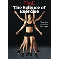 TIME The Science of Exercise: Younger. Smarter. Stronger.