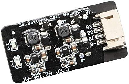 Dasing 3s 3 Li Ion Lipo Lifepo4 Lfp Battery Active Elektronik
