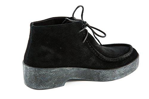 4220 450 Negro Cordones 139 de Cuero Zapatos 4220 Negro Mujer VB Vagabond 450 de para 7pO6qpU
