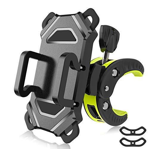 Soporte de teléfono para bicicletas universal rotación 360º