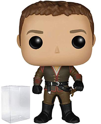 Funko Once Upon a Time: Prince Charming Pop! Vinyl Figure (Includes Compatible Pop Box Protector Case)