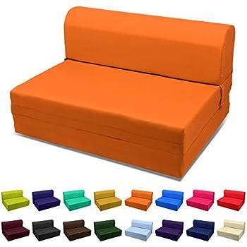 sleeper ottoman amazoncom twin size70lx36wx5hsleeper chair folding foam