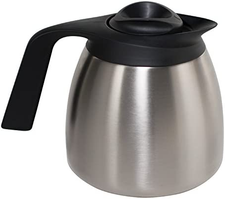 BUNN 40200.0002 Thermal Replacement Carafe 10 Cup Stainless Steel