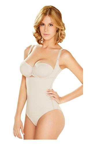 DIANE & GEORDI 002375 Torsette Shapewear for Women | Fajas Colombianas Body