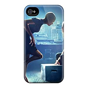 Top Quality Case Cover For Iphone 4/4s Case With Nice Splice Appearance by icecream design