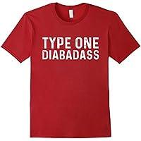 Type One Diabadass   Funny Awareness Diabetes Shirt