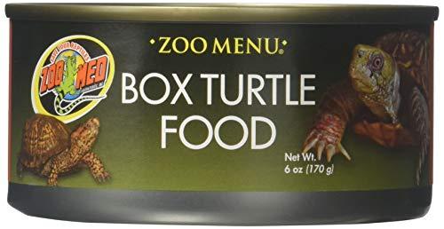 Zoo Med Box Turtle Food 6 Oz (Pack Of - Box Food Turtle