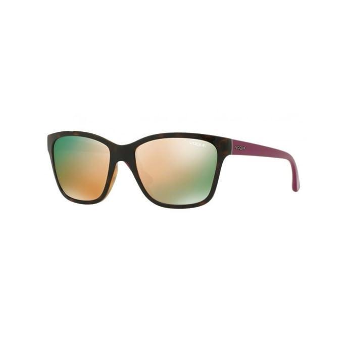 Amazon.com: Vogue Eyewear – Gafas de sol Para Mujer (vo2896 ...
