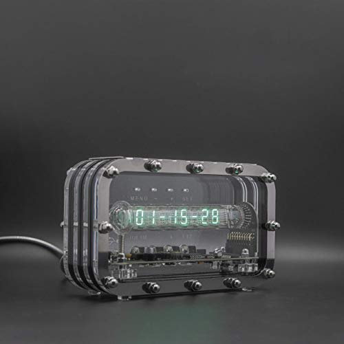 Nixie Tube Clock IV-18 VFD 100% Assembled and Tested