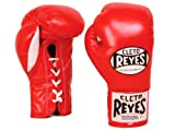 CLETO REYES Official Boxing Gloves with Atached