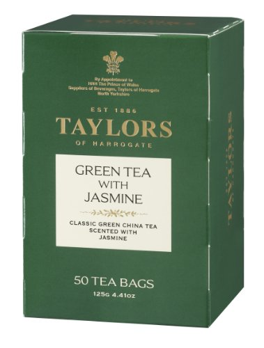 Expert choice for taylors of harrogate green tea