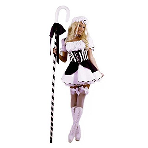 Little bo peep costume, fancy dress outfit sexy bo peep costumes