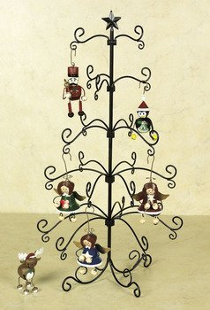 Special Ornaments Metal Display Tree - Decorative Accessories by Fun (Ornament Tree Holder)