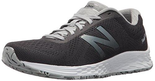 (New Balance Women's Fresh Foam Arishi V1 Running Shoe, Phantom/Black, 10 B US)
