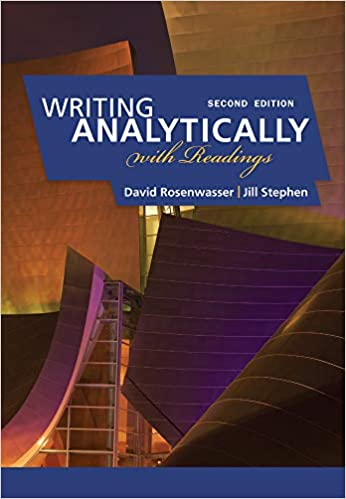 writing analytically 8th edition free