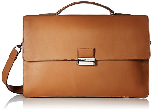 Double Gusset Brief - Cole Haan Men's Washington Grand Double Gusset Brief, Luggage, No Size